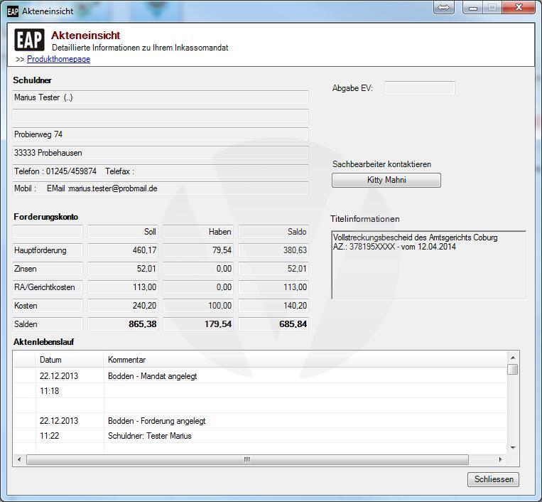 Debitconnect Kostenloses Mahnen Und Inkasso Für Jtl Wawi Premium
